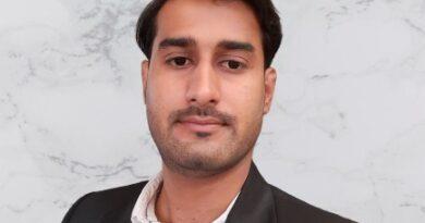 रिपोर्टर सनत शर्मा  एडवोकेट विकास सैनी ने पुलिस विभाग में ग्रेड पर कटौती को लेकर लिखा मुख्यमंत्री को पत्र